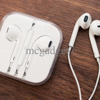 Earphone Apple iPhone5 ORIGINAL 100% iPhone 5 iPad Handsfree Headset