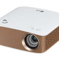 Mini Portable Projector Proyektor LG PH150G 130 ANSI Lumens