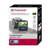 Drive Pro 100 Transcend CAR VIDIO RECORDER
