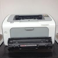 Printer Hp Laserjet P1102 Bisa Toner 85/35