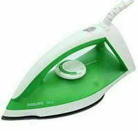 SETRIKA PHILIPS GC-122 / HAND IRON DIVA PHILIPS GC-122 (HIJAU)