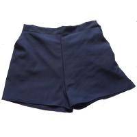 CN01208 Celana Pendek/ Hot pants Import Bangkok Karet belakang uk.S-L