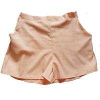 CN01210 Celana Pendek/ Hot pants Import Bangkok Karet belakang uk.S-L