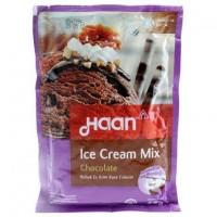 Ice Cream Mix Chocolate Merk Haan 90Gr