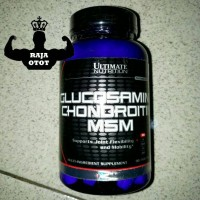 Glucosamine Chondroitin & MSM 90 Tablets ULTIMATE NUTRITION