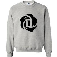 Sweater Derrick Rose Grey - Abu-abu