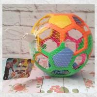 Mainan Anak Rattle Bola / Krincingan Bongkar Pasang