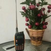 Jual Antena HT Panjang Tarik Telescopic 400-470mhz HT Baofeng - Universal Murah