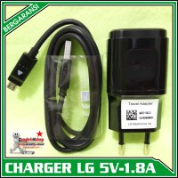 Charger Lg G Stylush Nexus G2 G3 G4 5v / 2a Original 100%