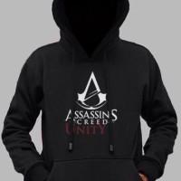 harga Jaket / Hoodie Logo Assassins Creed Unity - Roffico Cloth Tokopedia.com