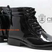 harga Sepatu Pdh Asli Kulit Merk Ciarmy Type C-013 Tokopedia.com