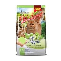 Harga pasir wangi kucing best in show 12 l bentonite   antitipu.com