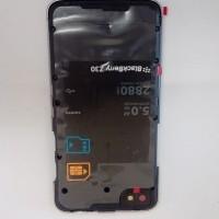 Tulang Bb Blackberry Z30 - Silver - Ori Rim - 435