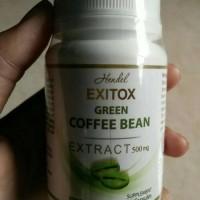 EXItox Green Coffee Bean Hendel - Penurun Berat Badan