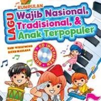 Kumpulan Lagu Wajib Nasional, Tradisional & Anak Terpopuler + CD-Hani