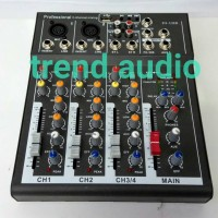 mixer audio mini F-4 USB