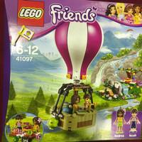 Lego Original Friends Heartlake Hot Air Balloon 41097