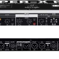 Behringer Super-X Pro CX2310 High-Precision Stereo 2-Way/Mono 3-Way Cr