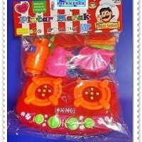 Mainan Anak Kompor & Tabung Gas 1 set / Permainan main masak masakan