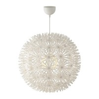 Lampu gantung dekoratif besar IKEA MASKROS