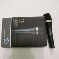 Mic - Microphone Cable - Kabel AKG D5 - D-5 - D - 5 Original