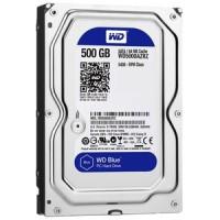 WD BLUE 500GB 3.5 Inch Hard Disk Internal DESKTOP|PC