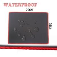 MOUSEPAD WATERPROOF 29x25CM (ANTI AIR) / MOUSE PAD WATER PROOF