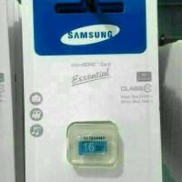 Memory Card Micro SD Samsung 16GB 16 GB Class 10