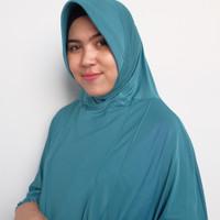Jual Jilbab Syari Fatimah Bergo Lengan Jersey Murah