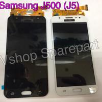 Lcd + Touchscreen Samsung J500 (J5) Black/White