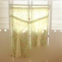 gorden gordyn gordin curtain bunga flower princess floral