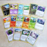 Jual [Mix Edition] 51Kartu Pokemon Cards 100% Original Murah