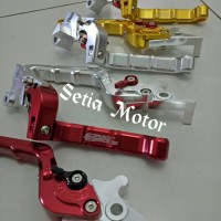Handle Lipat Ninja 250, RR Mono, Klx Handel Hendel Lipat Fast Bikers
