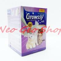 susu bayi kucing kitten musang otter hewan growsy maxxkitt non laktosa