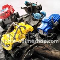 10 Figure Blaze The Monster Machines-Truck-Truk-Cars-Mobil Balap-PB0