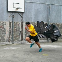 Double Speed Chute / Speed Training Parachute / Running Parachute