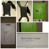 Holder Motor MT-01 4Sudut Lebih Aman Dipakai