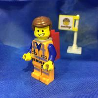 Lego Original Minifigure Emmet