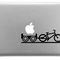 harga Garskin Laptop Stiker Bike Carrier Sticker Vinyl Decal Sepeda Gerobak Tokopedia.com
