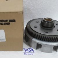 Aluminium / Almunium Rumah Kopling R 15 2PK-E6150 Yamaha Genuine Parts