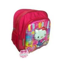 Jual Tas Anak Sekolah Hello Kitty 3D Murah