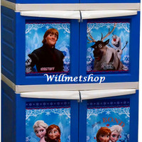 harga Lemari Plastik Napolly Napoly Frozen 3 Pintu 4 Susun Xx2 Froz Tokopedia.com