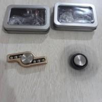 No 2 . Fidget Spinner Aluminium Handspinner Fidget Toys - Promo...