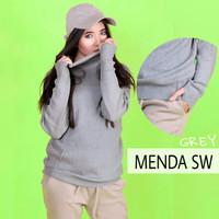 Jual SALE MENDA SWEATER (turtlencek vs roundhand) konveksi rajut sweater Murah