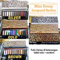 Jual TRAND [ Leopard series ] Miss Doozy Leopard eyeshadow pallete Murah