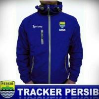 Jaket Waterproof Persib