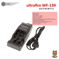 Ultra Fire WF-139 Charger