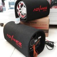 Speaker Advance tabung Subwoofer T101-KF 5 inch bass mantap