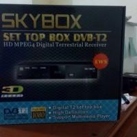 Jual Set top box DVB-T2 SKYBOX H1 Murah