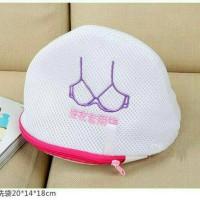 Jual Tempat Cuci Bra/BH Mesin Cuci Keranjang Underwear Laundry Bag Murah